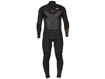 rrd wetsuit 2017 fahrenheit chest zip 5 3 dlouhy pansky neopren na windsurfing