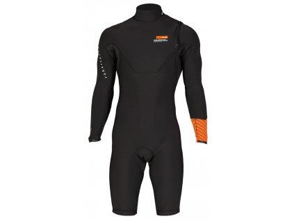 rrd wetsuit 2017 celsius pro zipless shortlegs 3 2 pansky neopren dlouhy rukav windsurfing karlin