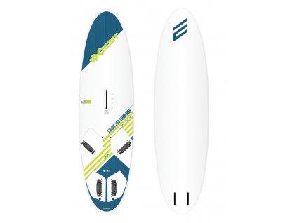 exocet nano twinser windsurfing karlin
