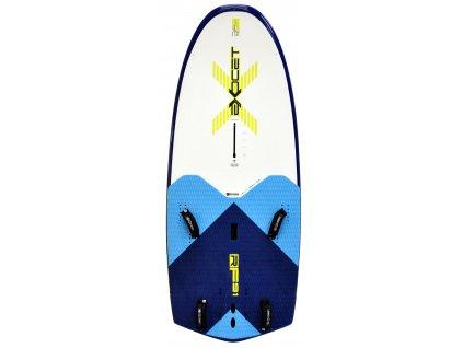 ast technologie rf foil exocet 81 a 91 šiře windsurfing karlin