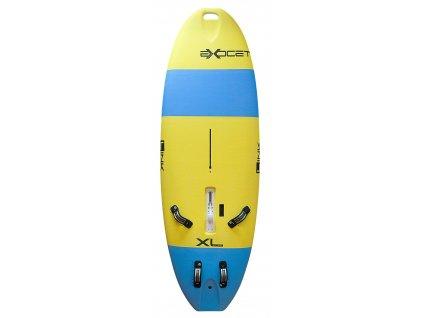 link exocet school plovak pro skolz windsurfing karlin