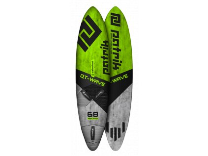 2020 QT wave 68 windsurfing karlin