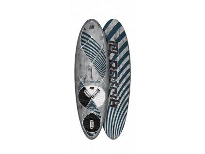 air style patrik board 92 windsurfing karlin