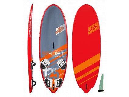 super sport pro large windsurfing praha