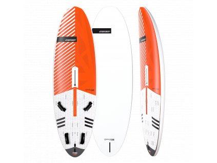 fireride v2 135 rrd plovak etech windsurfing karlin