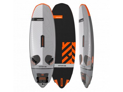 fire storm v5 black ribbon windsurfing karlin