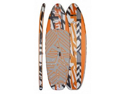 nafukovací windsurfing rrd evolution v1 windsurfing karlin