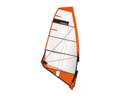 skladaci plachta x tra na windsurfin freeride windsurfing karlin