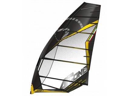 ac one zavodni plachta 3 cambry point7 windsurfing karlin