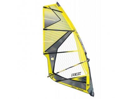 peak plachta gun sais 2016 free windsurfing karlin