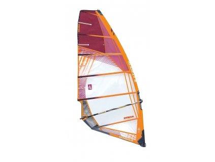 gunsails stream freeride wind plachta windsurfing karlin