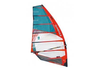 gunsails gsr slalomova plachta 4 cambrova windsurfing karlin