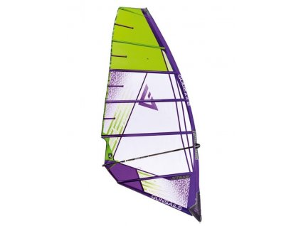 gun sails stream freerace windsurfing karlin