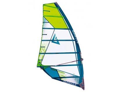 rapid plachta freerace rychla bez cambru windsurfing karlin gun sails