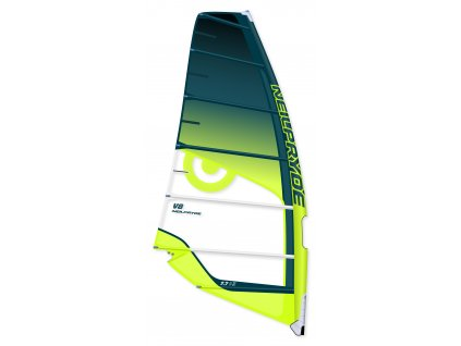 V8 neilpryde freerace plachta 2018 windsurfing karlin