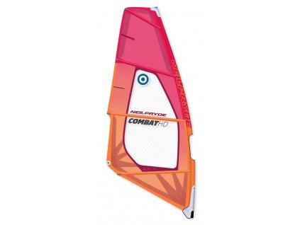 Combat HD neilpryde plachta windsurfing karlin orange