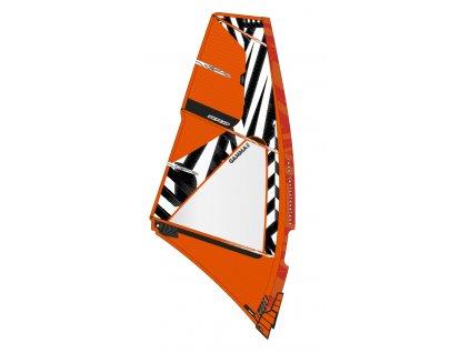 gamma orange mk4 rrd wave plachta na windsurfing karlin