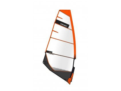 placha freeride x tra mk6 orange black rrd windsurfing karlin