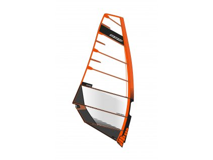 plachta fire mk7 orange black rrd freerace windsurfing karlin