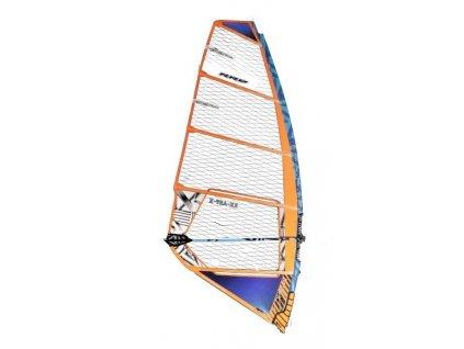 X tra X Mk5 Bluerrd windsurfing karlin