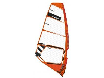 X tra X Mk5 orange rrd windsurfing karlin