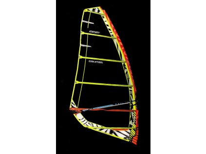 evolution mk9 orange windsurfing karlin