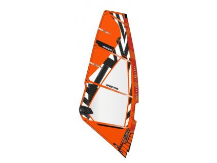 PRO VOGUE MK9 rrd windsurfing karlin wave plachta Orange