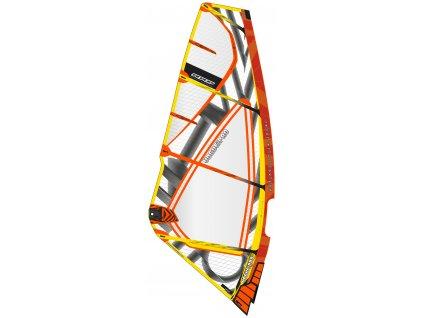 Vogue MK8 PRO rrd windsurfing karlin orange