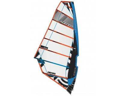 Firewing MK4 Blue rrd slalomova plachta 2016 windsurfing karlin
