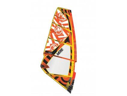 mk4 rrd move plachta freewave freemove windsurfing karlin orange