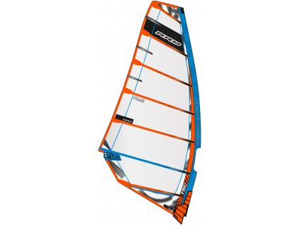 fire mk5 blue 2017 plachta na freerace windsurfing karlin