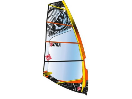 xtra mk2 2015 plachta na windsurfing freeride windsurfign karlin