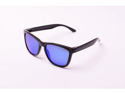 neibo bryle lort glossy black blue windsurfing karlin profil
