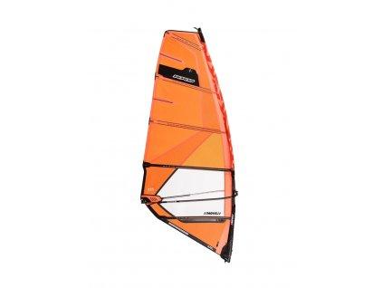 plachta move rrd y25 windsurfing karlin orange