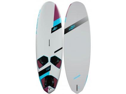 super ride es plovak freeride manevratelnost a stabilita plus ryhclost windsurfing board karlin shop
