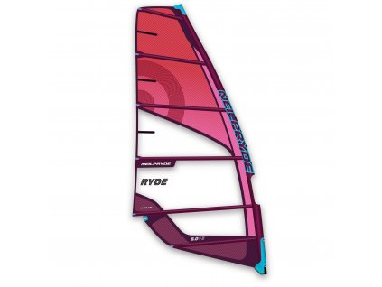 Ryde neilpryde pink windsurfign karlin