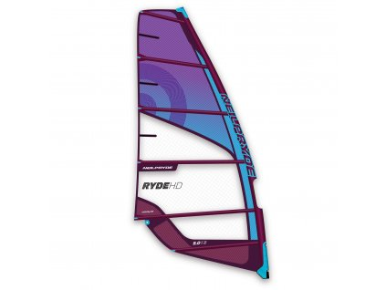 ryde hd plachta flat water neilpryde windsurfing karlin pink blue