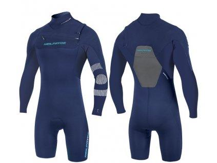 springsuits black mission dlouhy rukav neilpryde 20220 dark blue