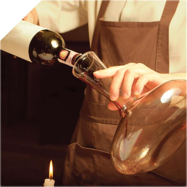 Řízené degustace vín