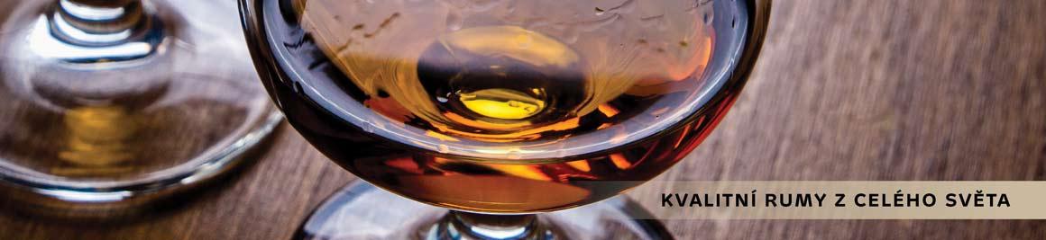 Kvalitní rumy za férové ceny