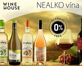 Nealko vína