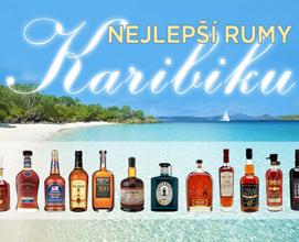 Karibské rumy