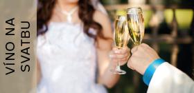 Víno na svatbu