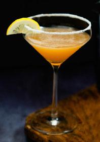Sidecar drink