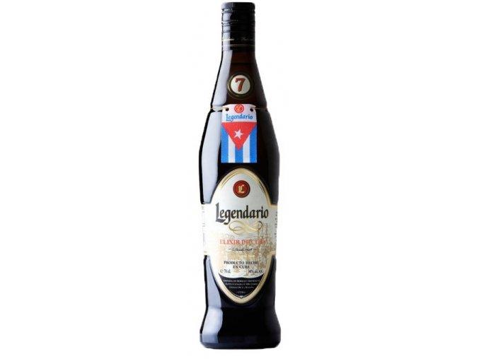Legendario Elixir De Cuba, 34%, 0,7l