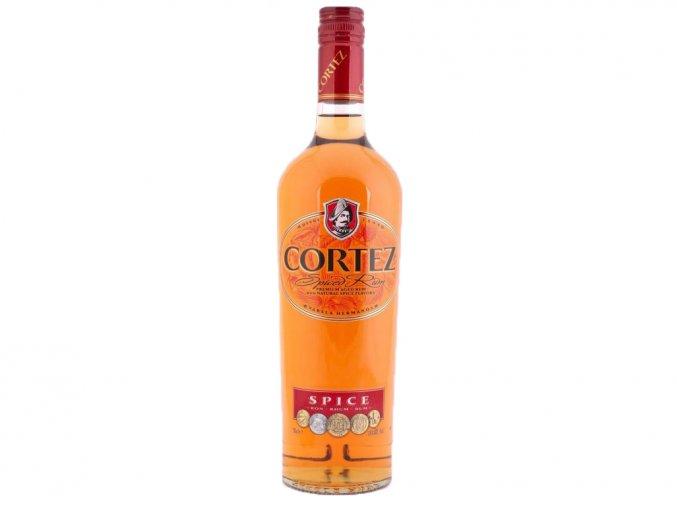 Ron Cortez Spiced, 35%, 0,7l