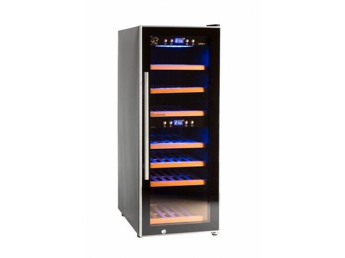 Chladnička na víno Humibox US38 Dark