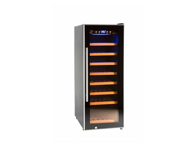 Chladnička na víno Humibox US43 Dark