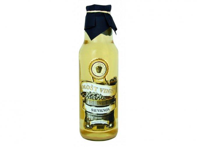 Vinný mošt, Sauvignon, 0,75l, Válková