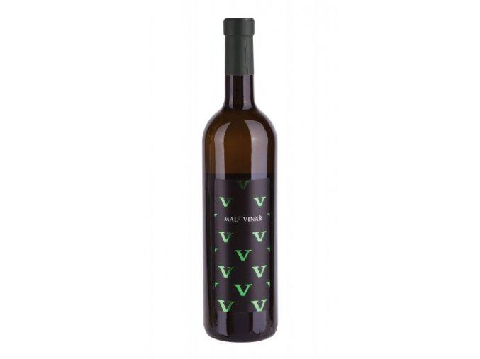 Sauvignon barrique, pozdní sběr, suché, Mádl, 0,75l